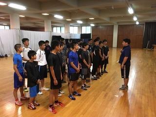 香川県連合同練習会